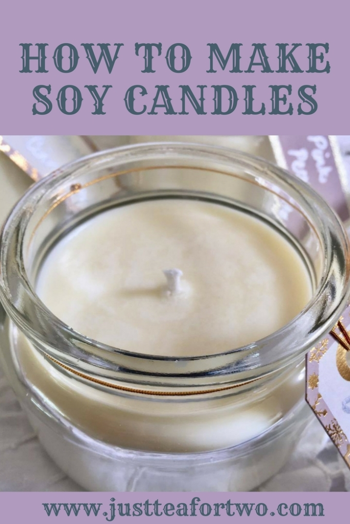 How to make SoyCandles