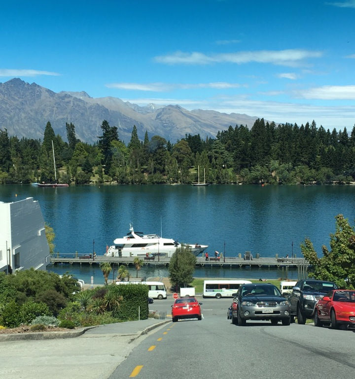 Quick trip to Queenstown