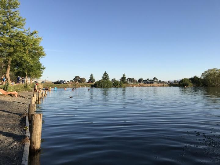 Lake Roto Kohatu